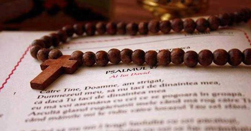 psalmi pentru vindecarea vederii