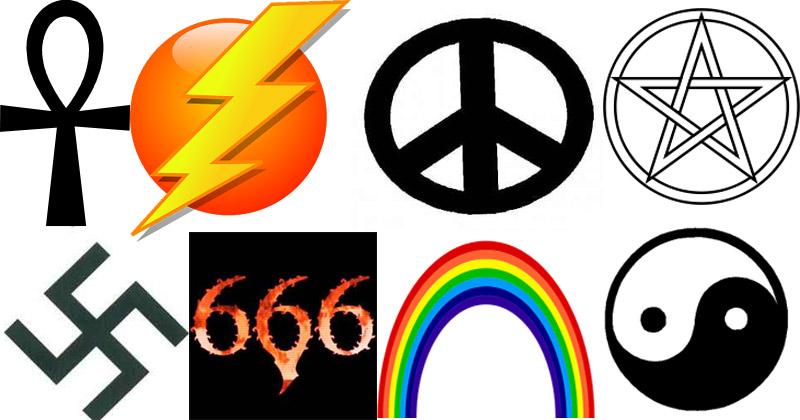 simboluri sataniste