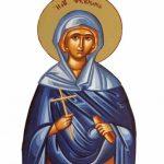 Acatistul Sfintei Mari Mucenite Fevronia