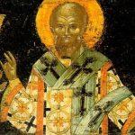 Sfantul Nifon este cinstit pe 11 august